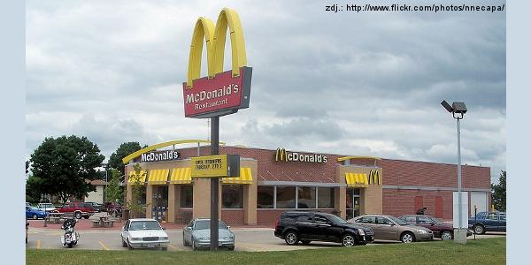 zdj. McDonald's